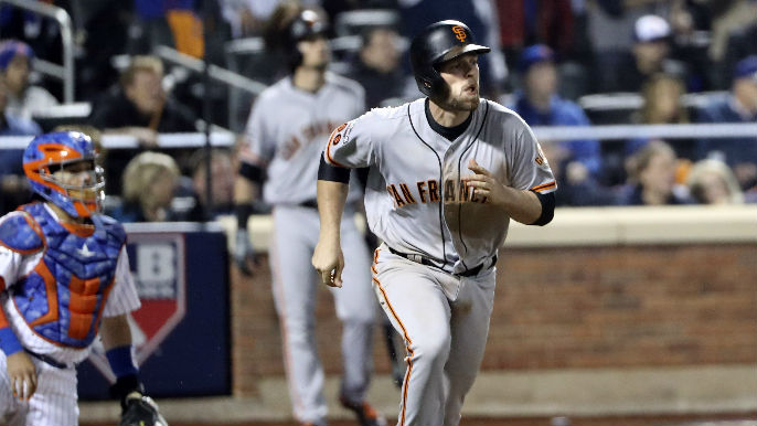 Gillaspie should compete with Nunez for Giants' starting third base spot