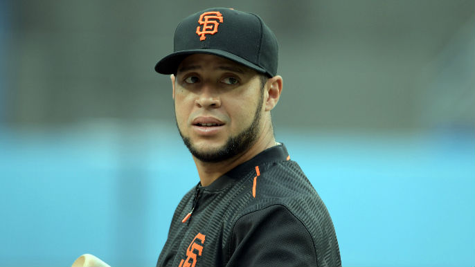 Kuiper: Don't expect to see Gregor Blanco in a Giants uniform next season