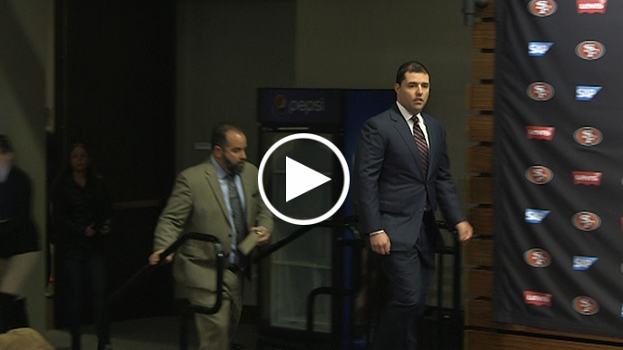 Full Jed York press conference