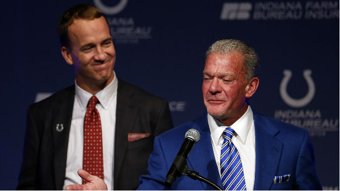 Colts firing their GM could heavily impact the 49ers' plans