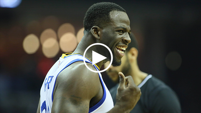 "Murph and Mac: All eyes on Draymond Green after ""no-comment"" locker room response"