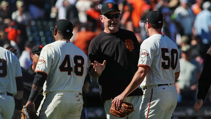 Should the Giants make a win now move at the trade deadline?