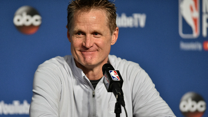 How many titles will the Warriors win in the Kerr era?