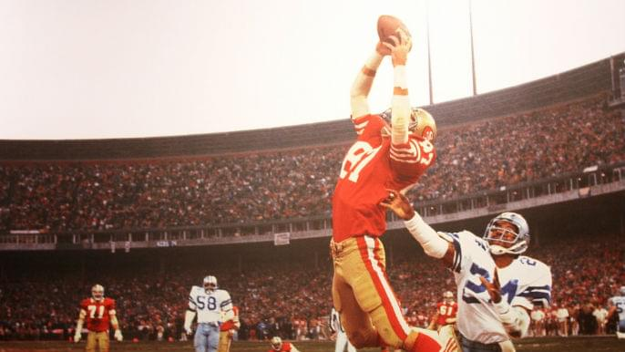 Details for Dwight Clark-Joe Montana statue unveiling announced