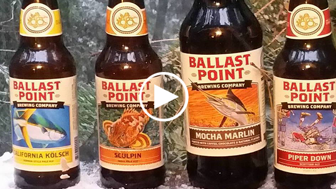 Tolbert's Beer Review: Ballast Point Sculpin