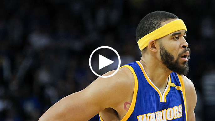 """Woodson: JaVale McGee has been """"found money"""" for the Warriors, despite negative NBA labels"""