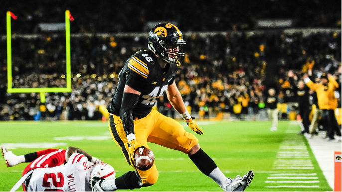 49ers Draft George Kittle In Round Five Knbr Af