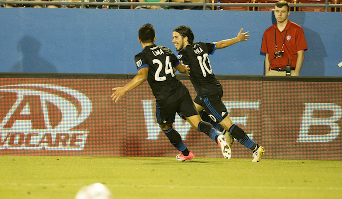 Quakes' recent success adds intrigue to Saturday's California Clásico against LA Galaxy