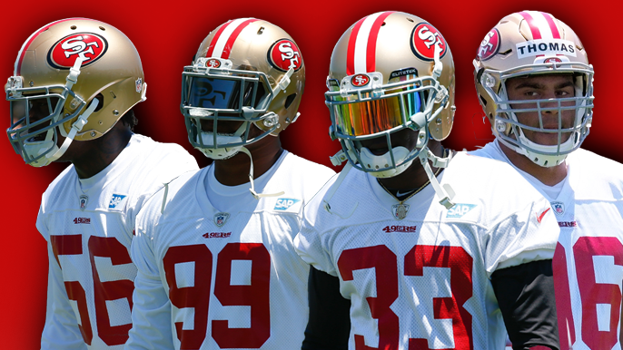 What if the 49ers defense is actually good this season knbr am in what shouldve been the slowest football news week on the calendar seattle defensive lineman michael bennett tickled 49ers fans and opened up some voltagebd Gallery
