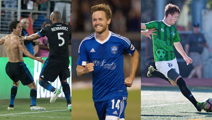 Quakes roundup: SJ splits, Reno romps, Burlingame bounces back