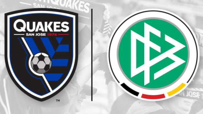 Earthquakes, German Football Association agree to collaboration