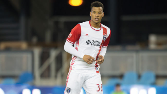 Details and status update from San Jose Earthquakes regarding Matheus Silva