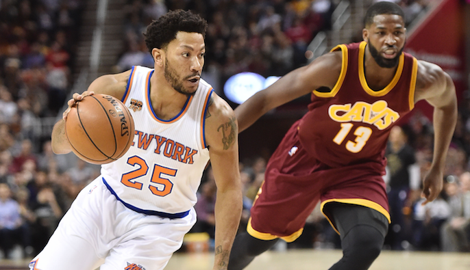 99e513ec313 Derrick Rose in  serious talks  to sign with Cavaliers  report ...