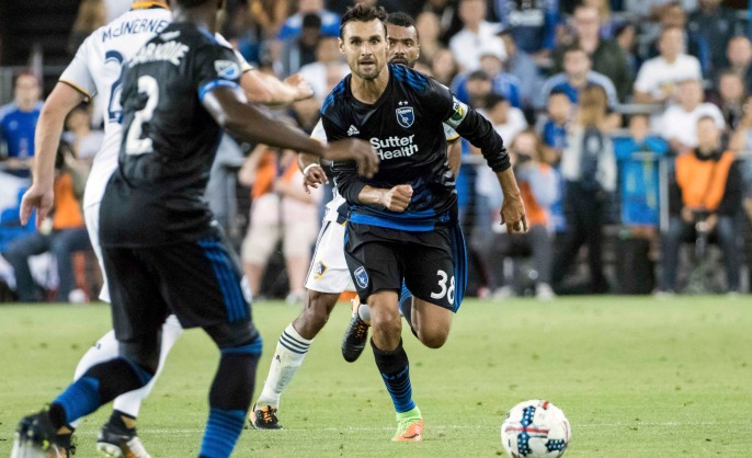 Earthquakes return from road trip to face off against Colorado
