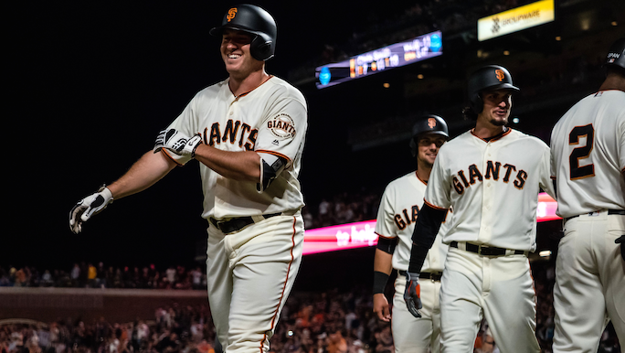 Would you consider Ty Blach a bright spot in a rough Giants season?