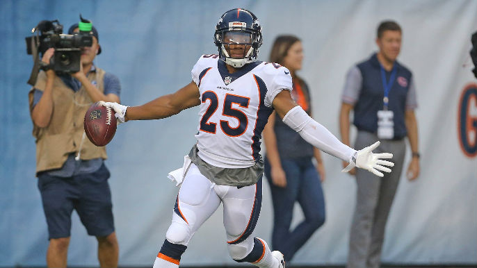 All Pro Db Chris Harris Reveals Why He S Happy Broncos Don T Play