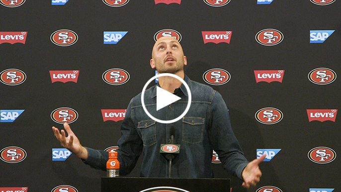 Brian Hoyer on bizarre fumble: 'It literally is the worst feeling I've had as a quarterback'