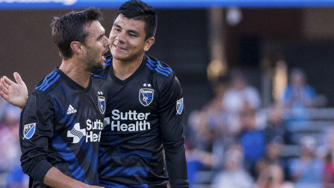 AUDIO: Wondolowski opens scoring vs. Galaxy