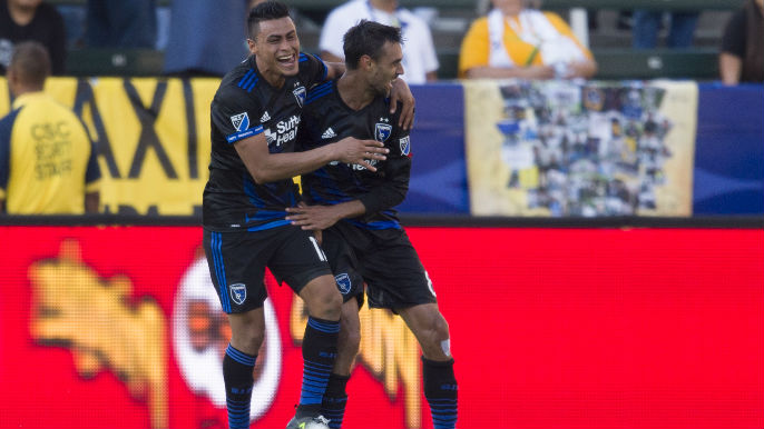 AUDIO: Chris Wondolowski adds late exclamation point to seal Quakes win over Galaxy