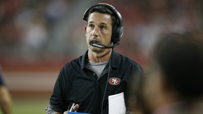 Fitz: First phase of 49ers' rebuild ready to take flight
