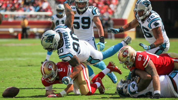 Panthers throttle 49ers 0211b07cc