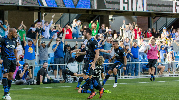 Quakes face Whitecaps in do-or-die postseason matchup