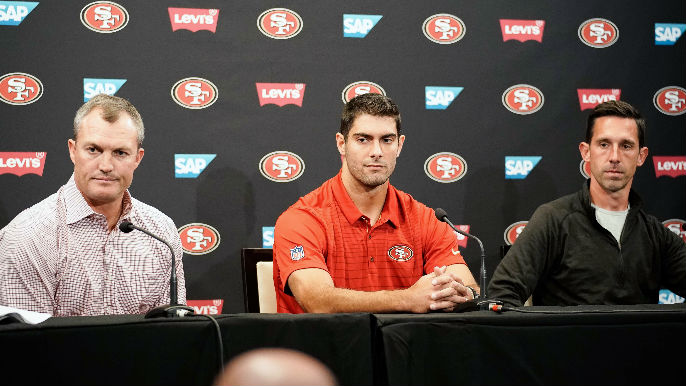 Murph: Garoppolo report reminds us he's not the guy…yet