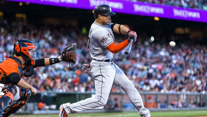 Zips Projection System Estimates Stanton S Stats As A Giant Over The