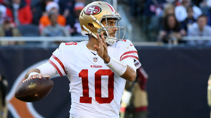86908592992 Middlekauff  Jimmy Garoppolo is reminiscent of a young Tony Romo ...