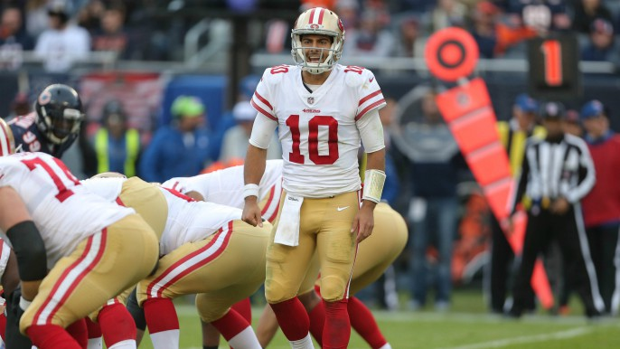 2b10fcfccb8 49ers so excited about Jimmy Garoppolo