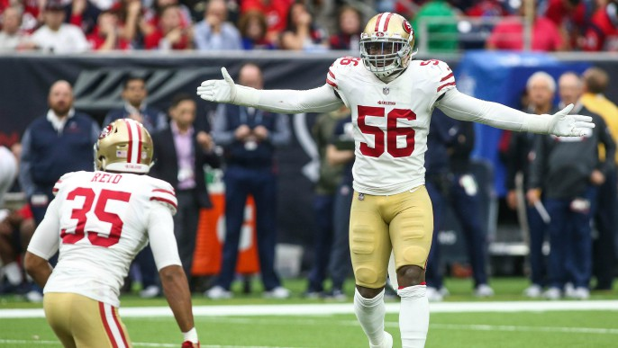 best website ad697 75425 Potential 49ers Pro Bowlers to keep an eye on in 2018 | KNBR-AF