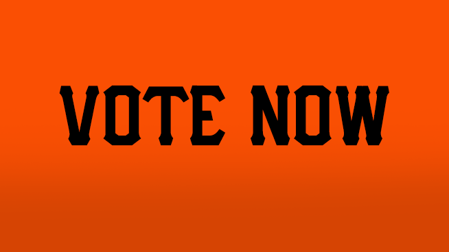 Vote for your favorite players in the Orange and Black Teams of the Decades!