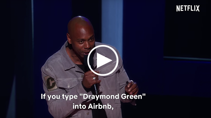 Draymond Green Reacts To Dave Chappelle Name Dropping Him In Comedy