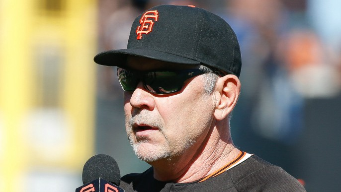 Bobby Evans provides latest update on Bruce Bochy's health