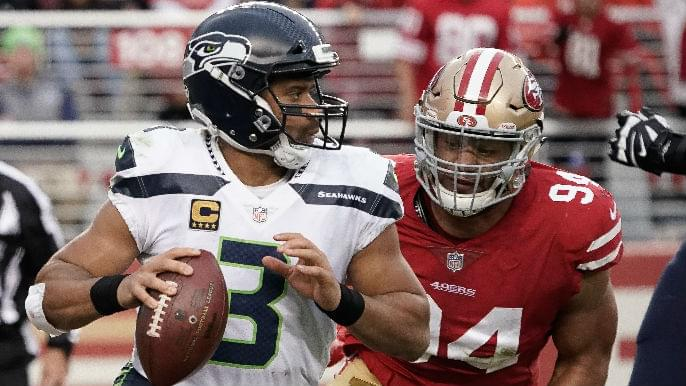 Murph: As 49ers' window opens, Seahawks' appears to be closing