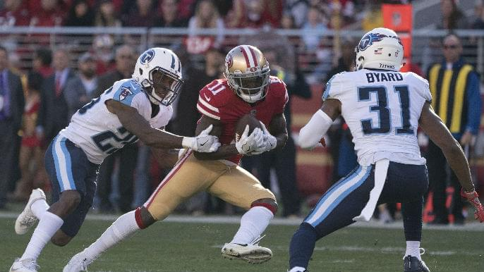 5086754e6d6 Marquise Goodwin reacts to extension   I wanted to be a 49er since I ...