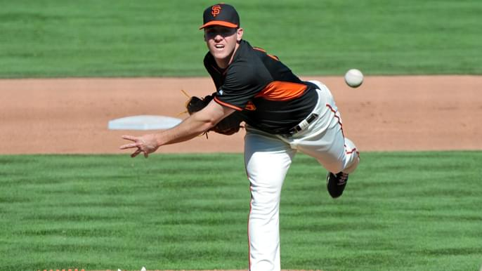 Ty Blach continues strong case for starting rotation spot in win vs. Padres