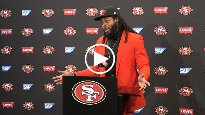 Sherman explains most frustrating part of those around NFL 'bashing' his 49ers contract