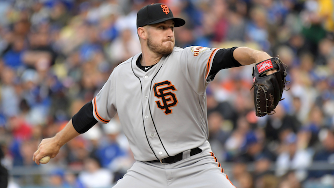 Stratton Impresses But Giants Shutout Again In Loss To Dodgers