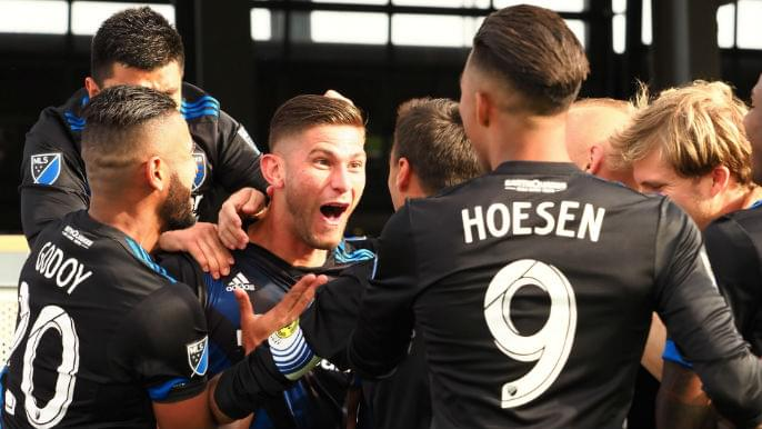 Earthquakes to host Manchester United at Levi's Stadium