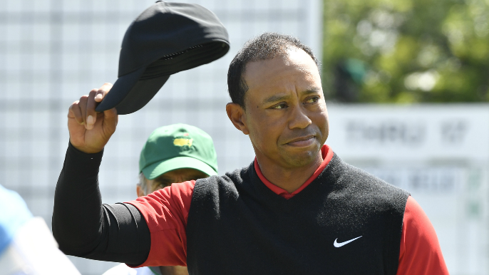 Murph: Tiger's back, but far from ready to win a major