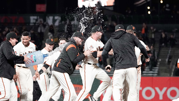 Murph: Giants baseball, getting better?
