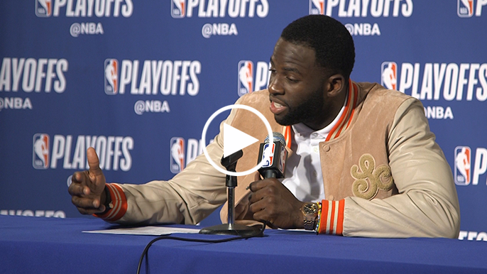 Draymond fires back at Charles Barkley saying he wants to punch Green in the face