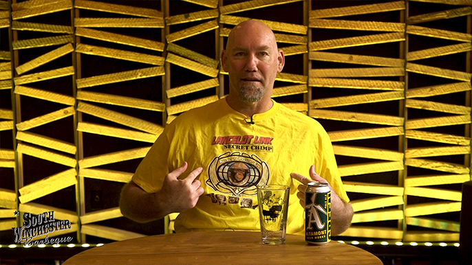 Tolbert's Beer Review: Altamont Beer Works Green Collar Pale Ale