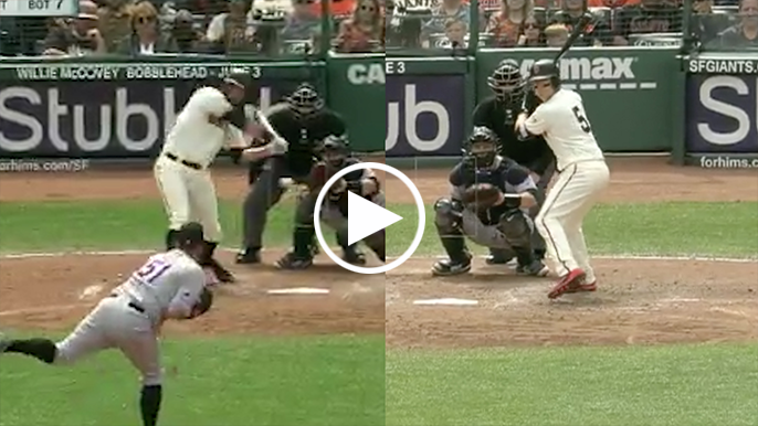 Belt and Hundley go yard back to back to break tie game