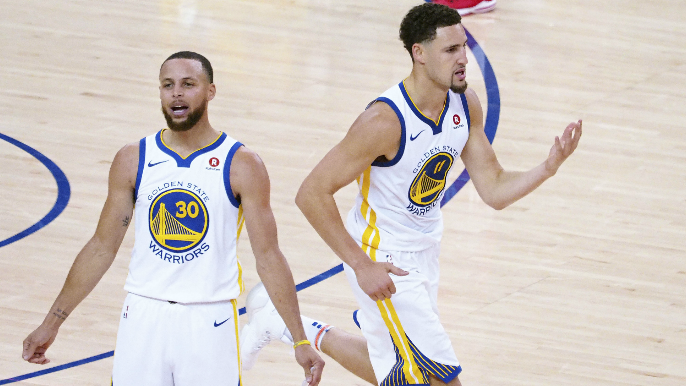 Fitz: You don't play small against the Warriors