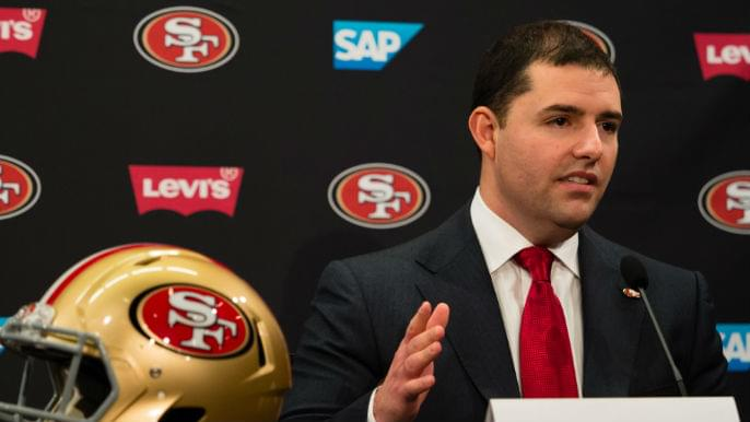 Jed York abstained from voting on national anthem rule change [report]