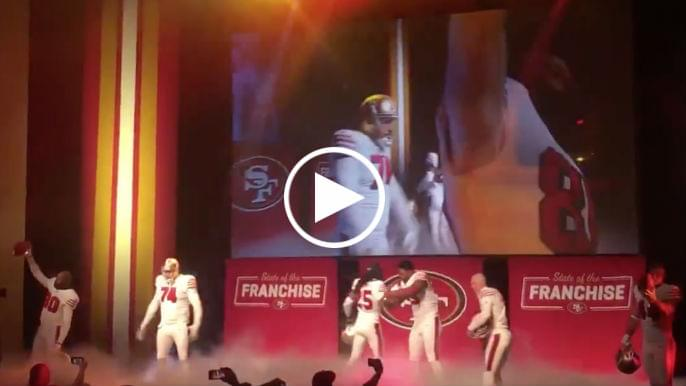 49ers unveil alternate all-white throwback uniforms