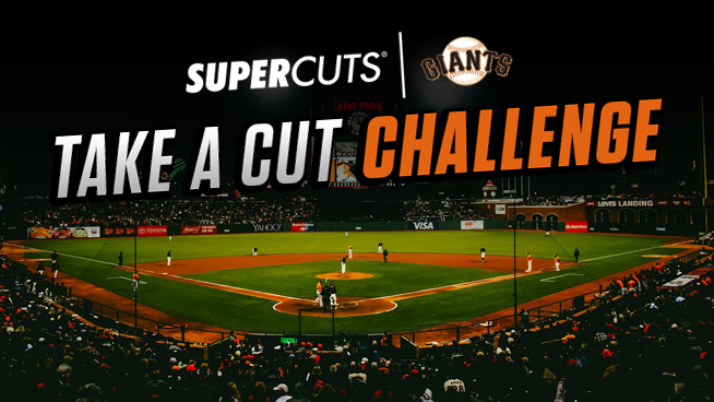 Enter for your chance to join Supercuts Take a Cut Challenge