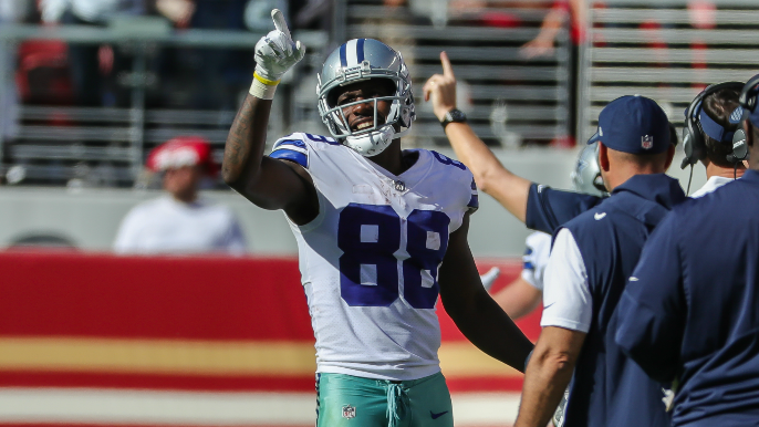 Dez Bryant deletes Instagram comment saying he wants to play for 49ers